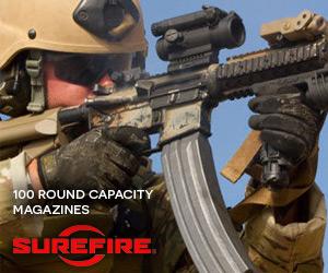 Surefire 100 Round Magazine
