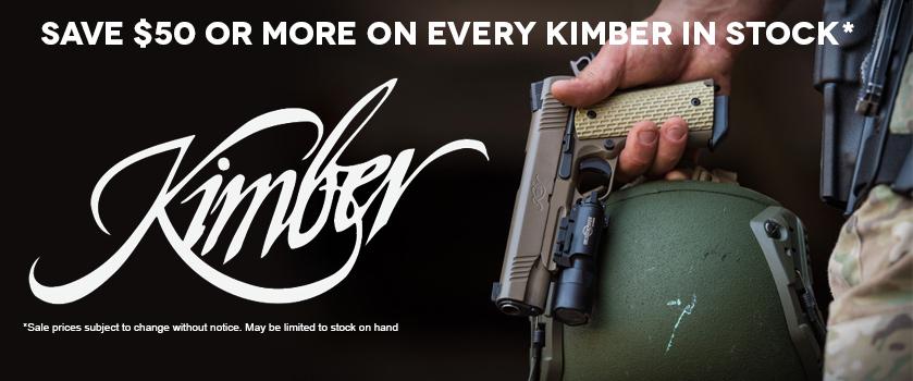 Kimber Sale