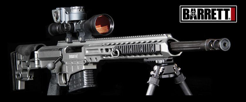 Barrett Firearms