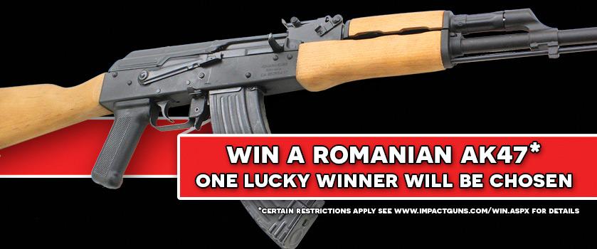 Win an AK47